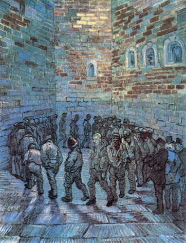 vincent-van-gogh-prisoners-exercising-after-dore